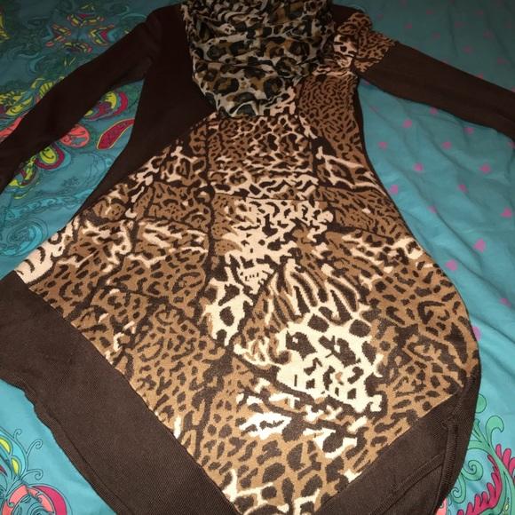 Sweater Dress SZ S
